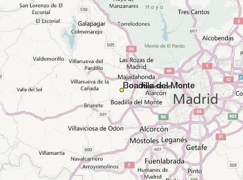 Taxi Boadilla del Monte