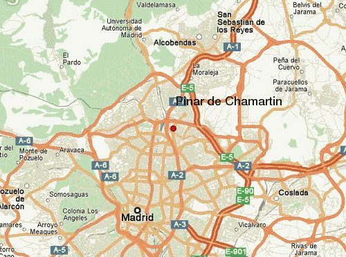 Taxi Chamartín
