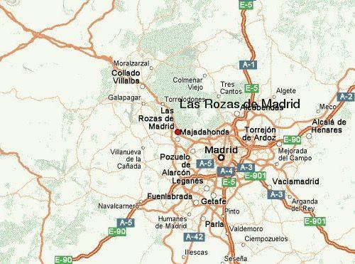 Taxi Las Rozas