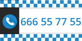 Pedir Taxi Teléfono